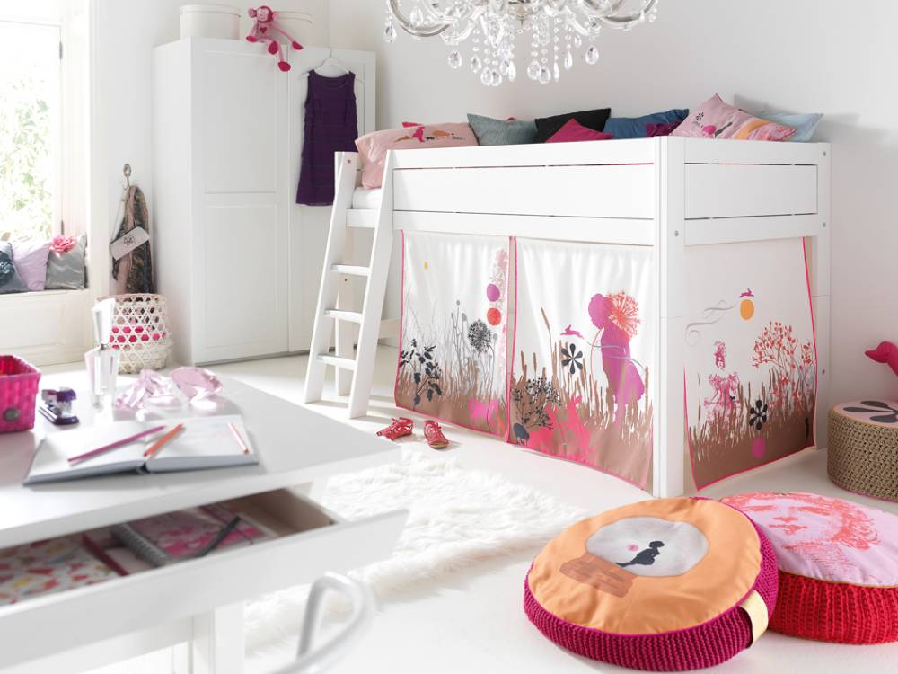 Möbel Lifetime Kidsrooms - DANSK design Massivholzmöbel