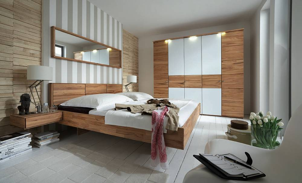 Beautiful Schlafzimmer Aus Holz Pictures - House Design Ideas ...