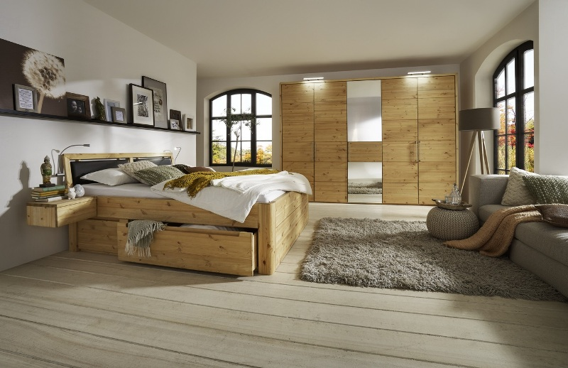 schlafzimmer komplett holz eiche massiv neu 3777 buy now at ...